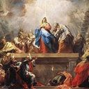 Mary helps us to deepen our relationship to the Holy Spirit