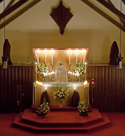 Little Church on King | Altar Society | St John the Apostle Catholic Church | Leesburg VA