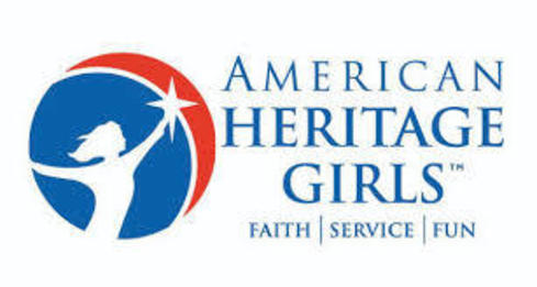 American Heritage Girls Logo | American Heritage Girls | St John the Apostle Catholic Church | Leesburg VA