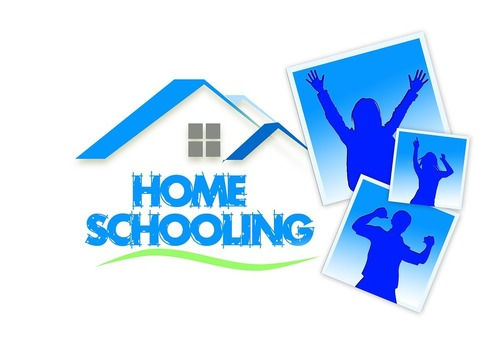 home schooling logo | Homeschool Ministry | St John the Apostle Catholic Church | Leesburg VA