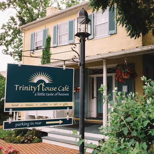 Trinity House Cafe | Trinity House Community | St John the Apostle Catholic Church | Leesburg VA