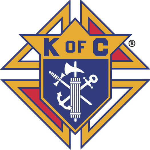 Knights of Columbus Logo - Wikipedia | Knights of Columbus | St John the Apostle Catholic Church | Leesburg VA