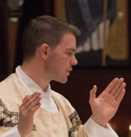 Fr Colin Davis | Clergy | St John the Apostle Catholic Church | Leesburg VA