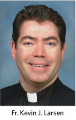 Fr Kevin Larsen | Clergy | St John the Apostle Catholic Church | Leesburg VA