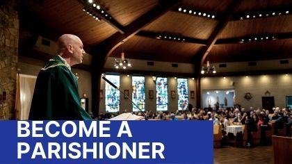 Become a parishioner