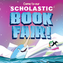 OLL Scholastic Book Fair Begins, Open to Parents on Monday from 2:30 - 6:30 PM