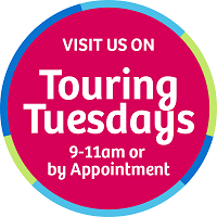 2020 TOURING TUESDAY Dates for Prospective Parents