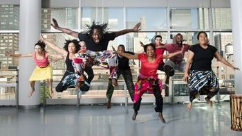 Alvin Ailey West African Dance Workshop for Parents 5:30 PM - 6:30 PM