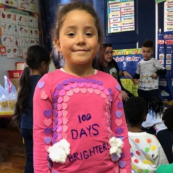 PreK - Kindergarten Celebrate 100 Days of School