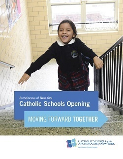 Catholic Schools Opening: Moving Forward Together