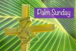 Holy Week Activities For Families