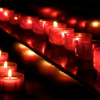 Marian Shrine Candles