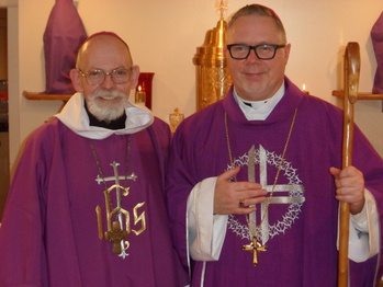 The UACC Welcomes Bishop Carl Purvenas Smith, OSB