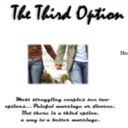 The Third Option - Marriage Enrichment