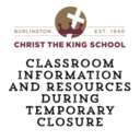 Classroom Info and Resources During Temporary Closure