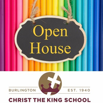 Open House January 30th