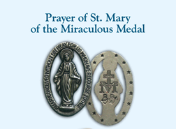 Click here for a Prayer to St. Mary