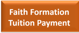 Payment for Faith Formation