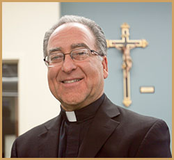 Msgr. Myron Cotta, appointed to be Auxiliary Bishop of the Diocese of Sacramento.