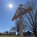 St. James Installs Outdoor Stations of the Cross