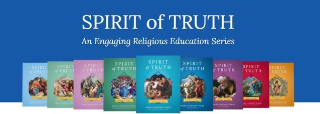 Spirit of Truth book covers