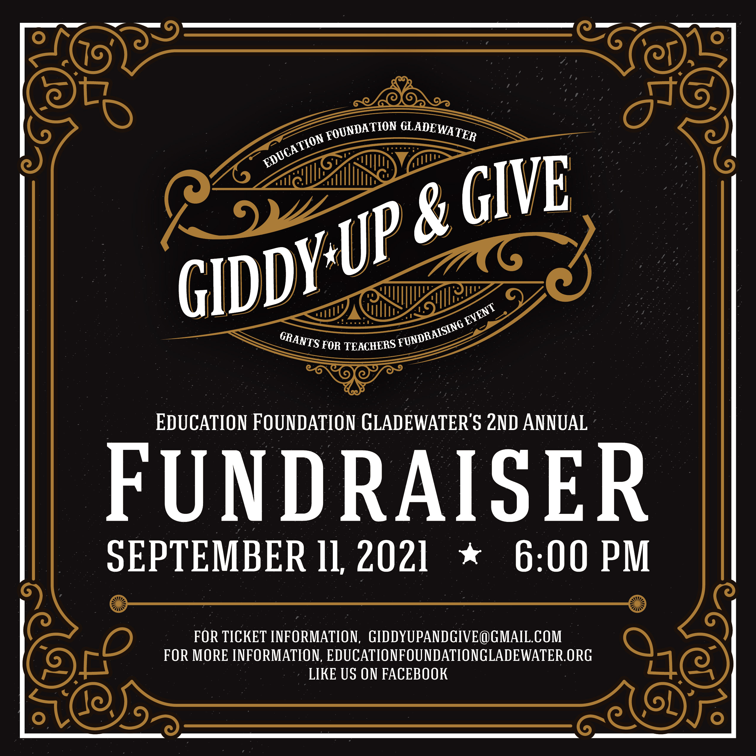 Giddy-Up & Give