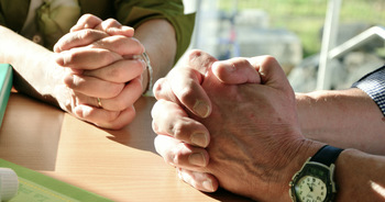 Pray together - Oremos juntos