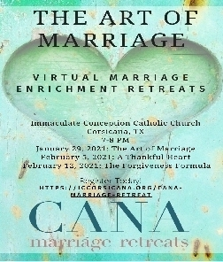 The Art Of Marriage Register now