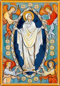 SOLEMNITY OF THE ASSUMPTION OF THE BLESSED VIRGIN