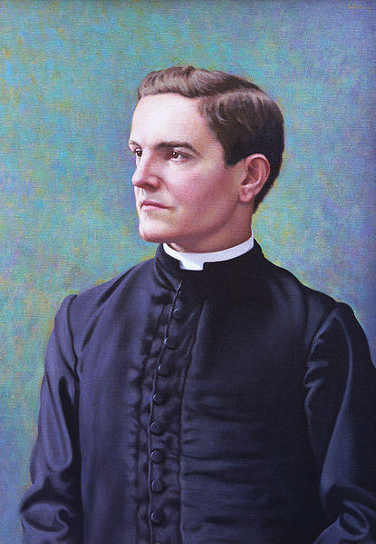 Father Michael J. McGivney Died