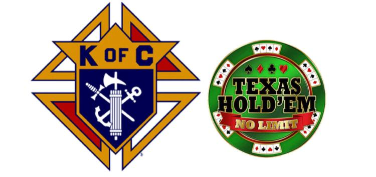 Knights of Columbus Texas Hold'em Tournament