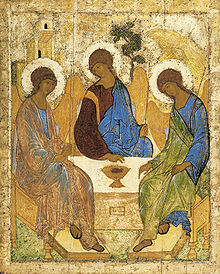 Homily: Dancing with the Holy Trinity