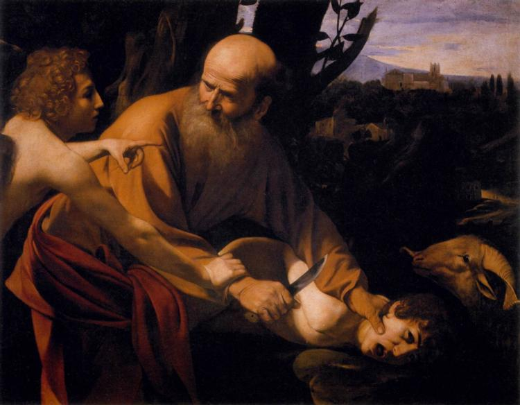 Sunday Homily: The Sacrifice of Isaac