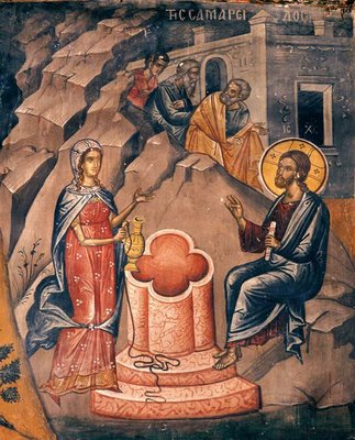 Sunday Homily - Woman at the Well