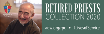 Second Collection - Retired Priests Collection November 7/8