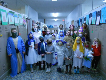 Assumption BVM School Celebrates Catholic Schools Week