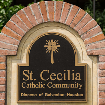Funeral Mass for Sir Knight Diego Colunga at St. Cecilia's
