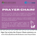 Prayer Chain Ministry