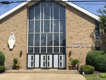 Church Roof Replacement Information (Liturgies to take place in Gym starting April 12)