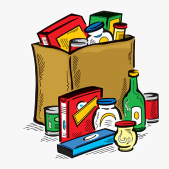 Parish Food Drive for Orangevale Food Bank
