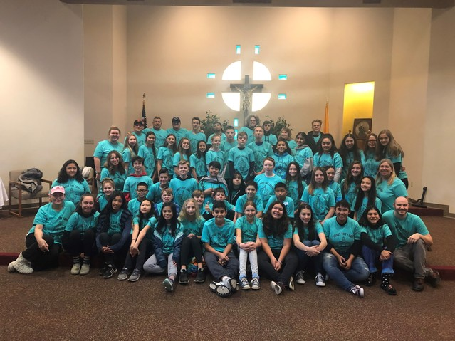 middle school ministry