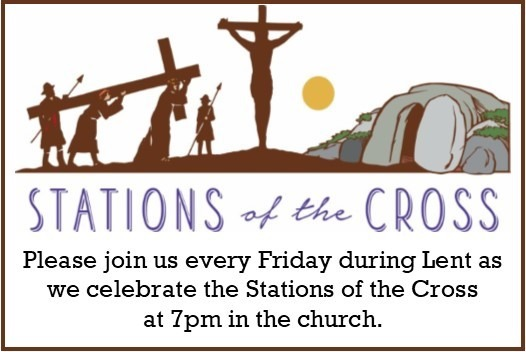 Stations of the Cross - CANCELLED!