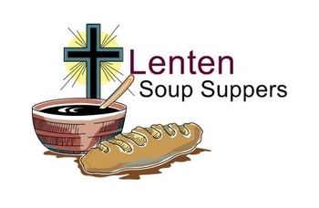 Lent Soup Supper - CANCELLED!