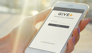 Click here for Mobile Giving