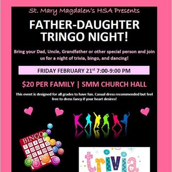 Last day to register for 2-21 Tingo Night