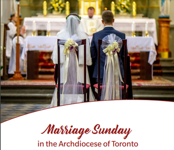 Marriage Sunday - February 14