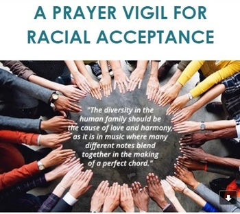 A Prayer Vigil for Racial Acceptance