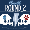 The Cougars Advance to Round 2