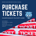 Purchase Championship Game Tickets