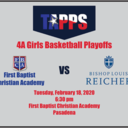 High School Basketball Advanced to Playoffs